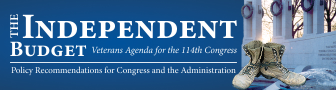 The Independent Budget for the Department of Veterans Affairs